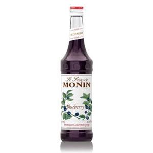 Monin Blueberry Syrup 70cl