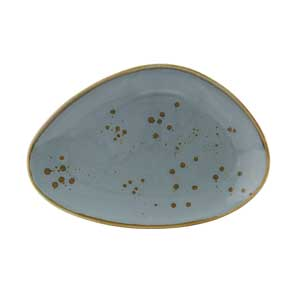 Earth Thistle Oblong Plates 14inch / 35.5cm
