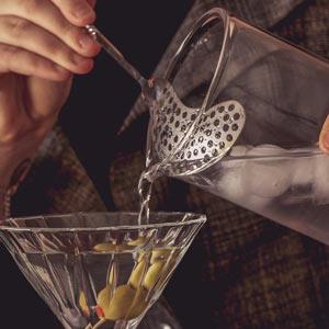 Endurance Vintage Cocktail Strainer Spoon