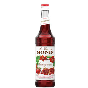 Monin Pomegranate Syrup 70cl