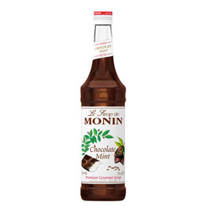 Monin Chocolate Mint Syrup 70cl