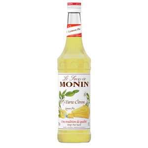 Monin Tarte Citron Syrup 70cl