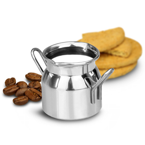 Stainless Steel Mini Milk Churn 2.5oz / 80ml