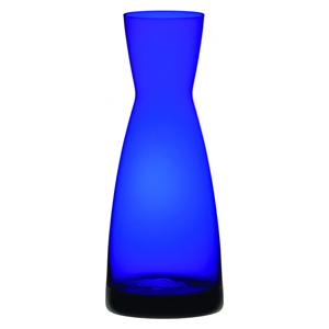 Cobalt Contemporary Carafe 35oz / 1ltr