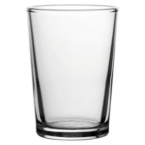 Toughened Conical Third of a Pint Glasses CE 6.7oz / 190ml