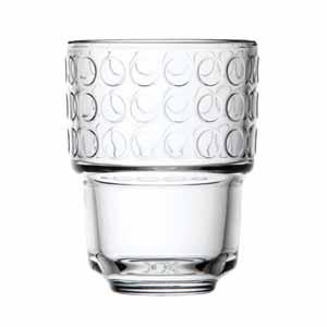 La Rochère Boston Rondo Water Glasses 8.8oz / 250ml