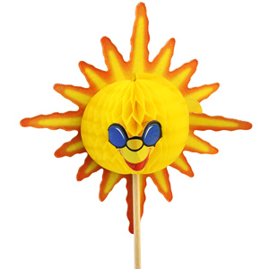 Sunshine Cocktail Sticks