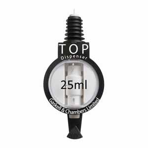 Optic Pearl Measure 25ml
