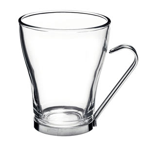 Oslo Glass Coffee Cup 11.5oz / 328ml
