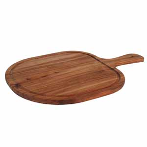 Acacia Serving Paddle Board 30 x 1.5cm