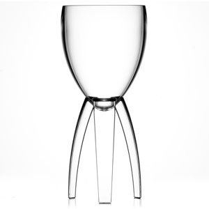 Elite Tristem Tri Lined Polycarbonate Wine Glasses LCE at 125ml, 175ml, 250ml