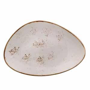"Steelite Craft Freestyle Plate White 14.5"" / 37.5cm"