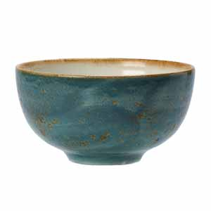 "Steelite Craft Chinese Bowl Blue 5"" / 13cm"