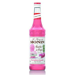 Monin Candy Floss Syrup 70cl