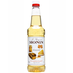 Monin Honeycomb Syrup 1ltr
