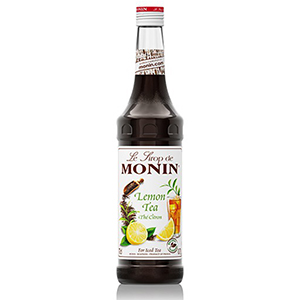 Monin Lemon Tea Syrup 1ltr