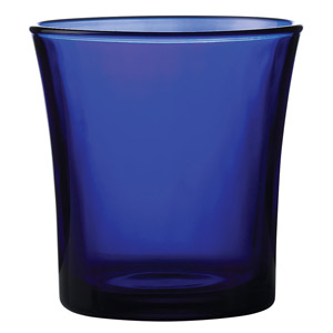 Duralex Saphir Cobalt Water Tumblers 7.4oz / 210ml
