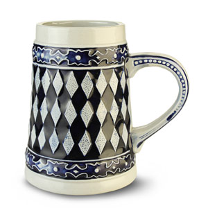 Raute Beer Stein 17.5oz / 500ml