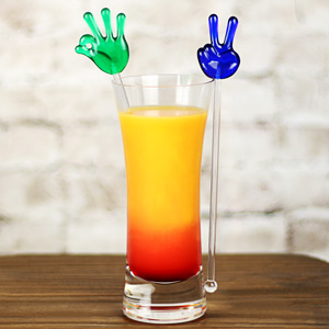 Super Hand Cocktail Stirrers