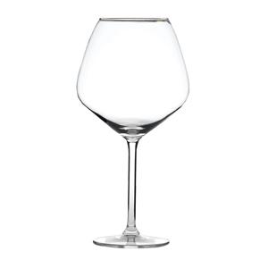 Royal Leerdam Carré de Luxe Rosso Red Wine Glasses 26.4oz / 750ml