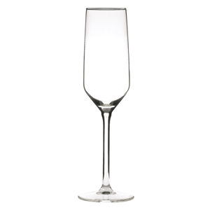 Royal Leerdam Carré Champagne Flutes 7.75oz / 220ml