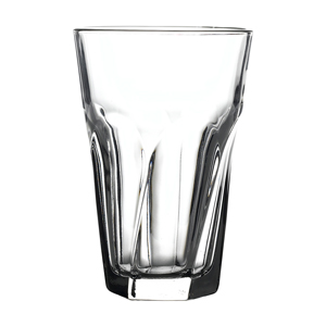 Gibraltar Twist Beverage Glasses 12oz LCE at 10oz