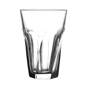 Gibraltar Twist Beverage Glasses 14oz LCE at 10oz