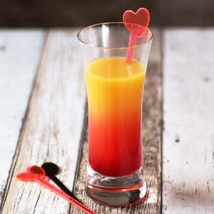 Heart Cocktail Stirrers