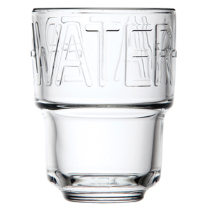 La Rochère Boston Water Glass 8.8oz / 250ml
