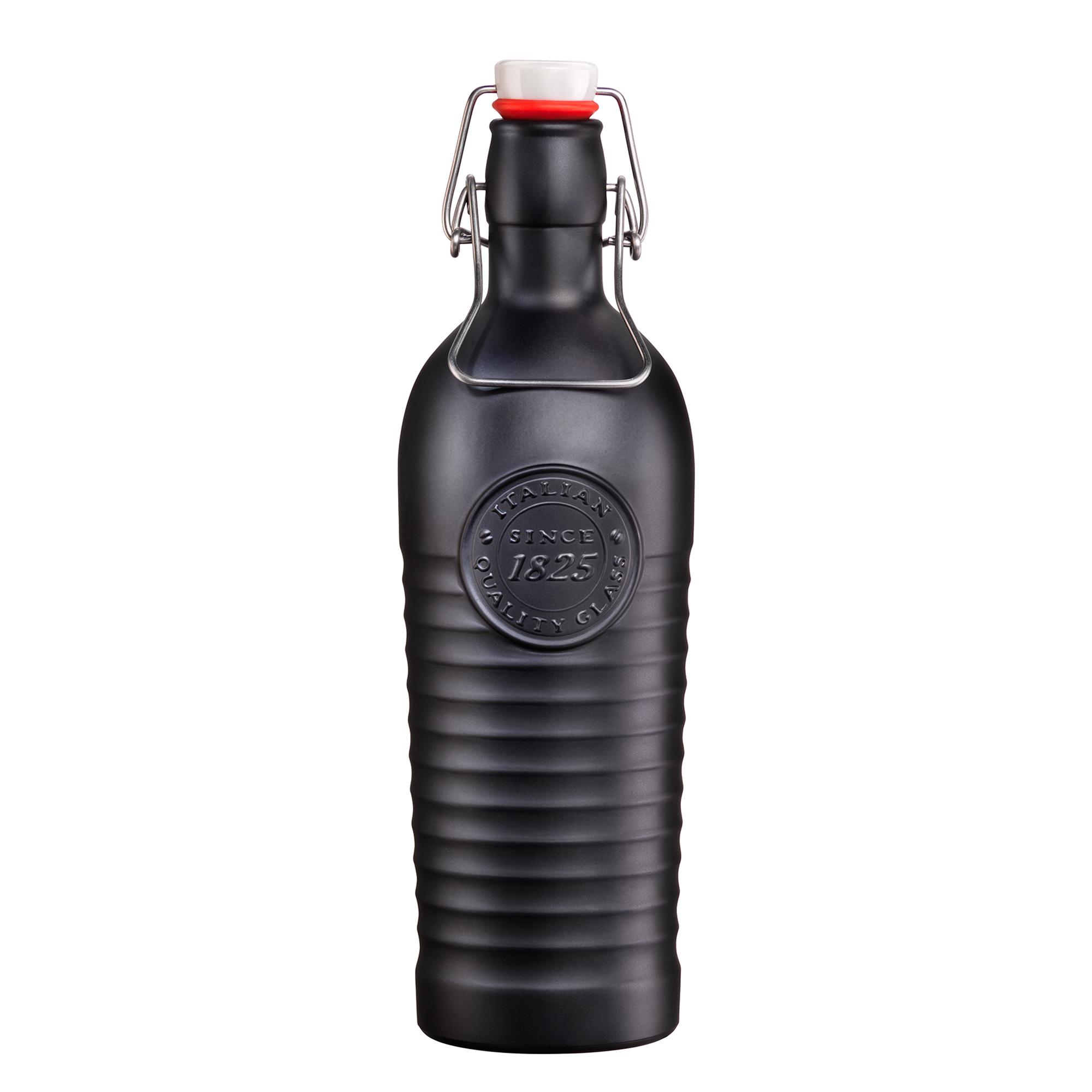 officina 1825 water bottle charcoal grey drinkstuff. Black Bedroom Furniture Sets. Home Design Ideas