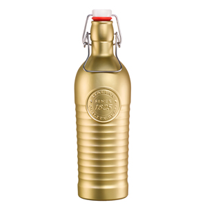 Officina 1825 Water Bottle Gold 1.2ltr