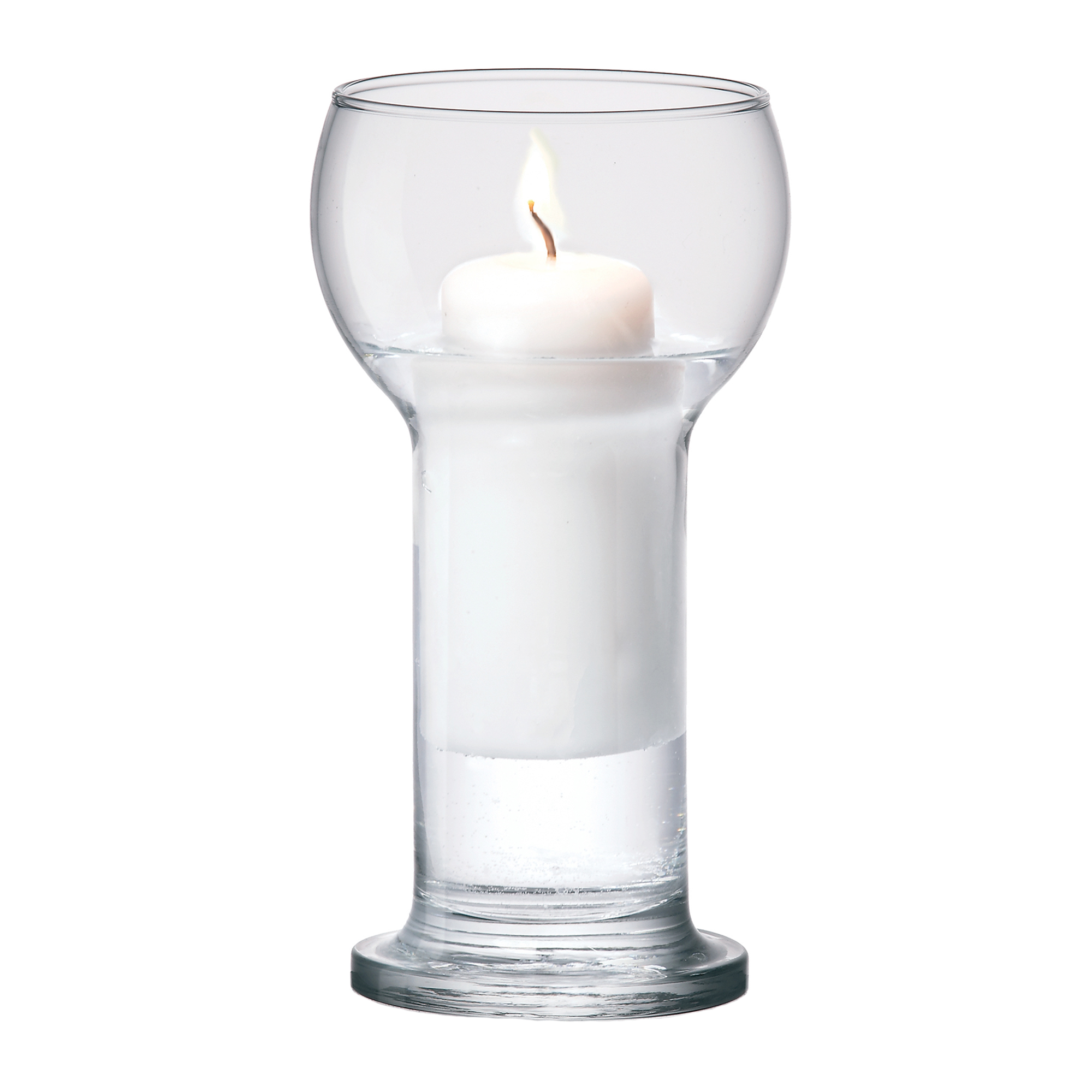 Lucilla Candle Holder With Floating Candle Drinkstuff
