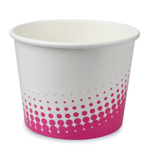 Paper Ice Cream Tubs 16oz / 450ml