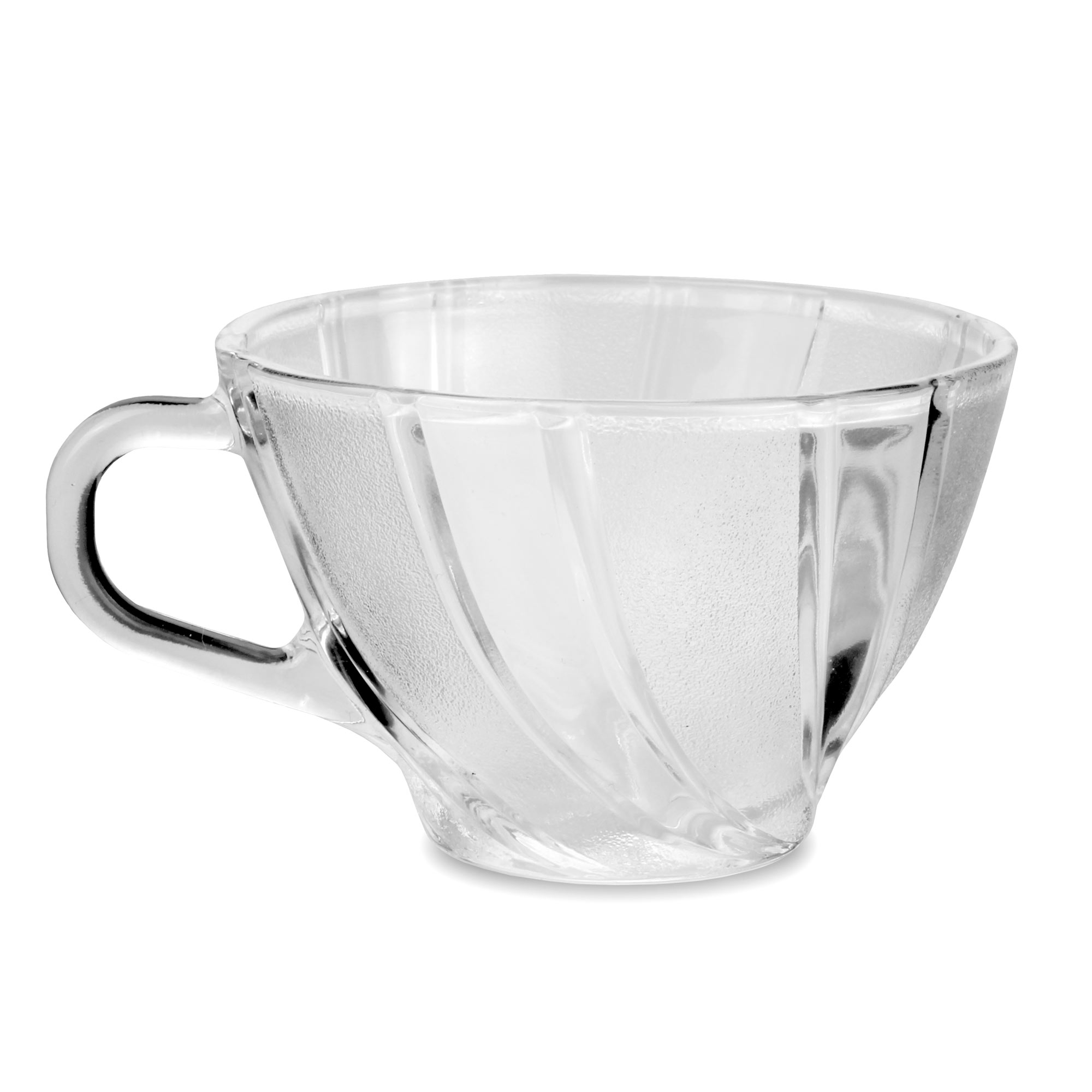 Large Glass Punch Bowl Set With 12 Cups At Drinkstuff Com
