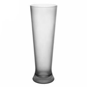 Polycarbonate Frosted Pilsner Beer Glasses 10oz / 300ml