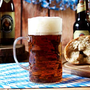 Plastic Beer Stein 1 Pint / 580ml