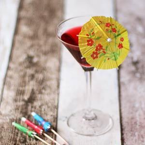 Paper Cocktail Umbrellas