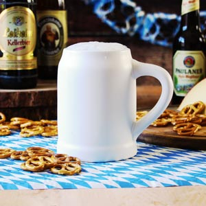 Munich Ceramic Beer Stein 17.5oz / 0.5ltr