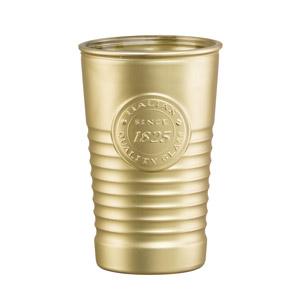 Officina 1825 Metallic Water Glasses Gold 11.4oz / 325ml