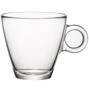 Easy Bar Glass Espresso Cups 3.5oz / 100ml