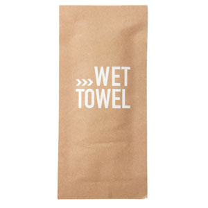 Hand Cleansing Wet Towels