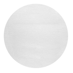 Duni Evolin Round Table Covers White 240cm