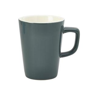 Royal Genware Latte Mug Grey 12oz / 340ml