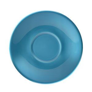 Royal Genware Saucer Blue 16cm