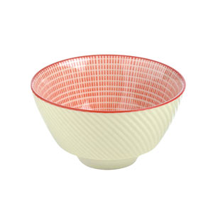 Tao Dipping Bowl Red 9cm