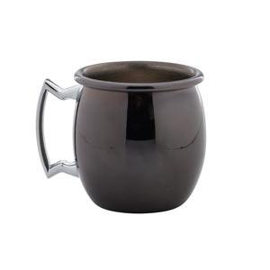 Gun Metal Black Mini Cocktail Mug 2oz / 60ml