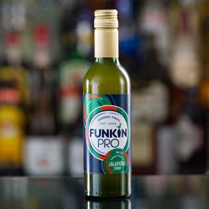 Funkin Jalapeño Syrup 36cl
