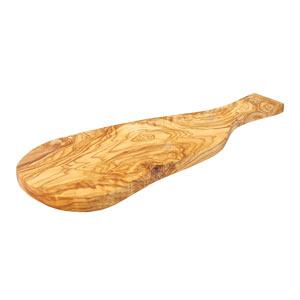 Olive Wood Handled Board 35cm