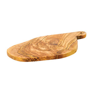 Olive Wood Handled Board 30cm