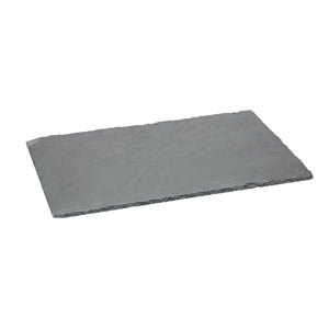 Utopia Mineral Collection Extra Large Slate Platter 53 x 32cm